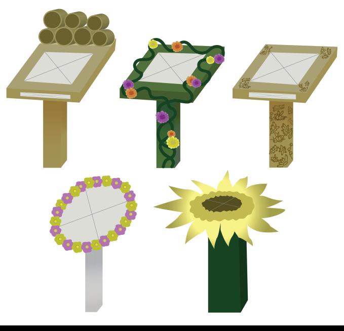 placard designs